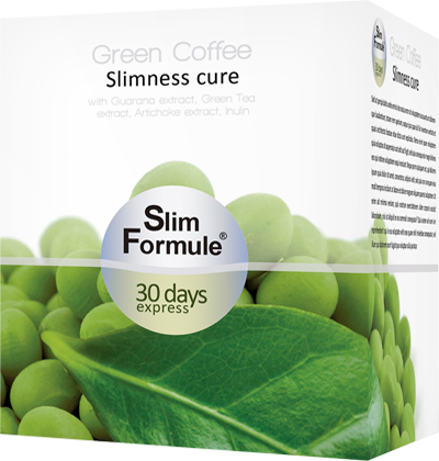 Slim Formule Green Coffee