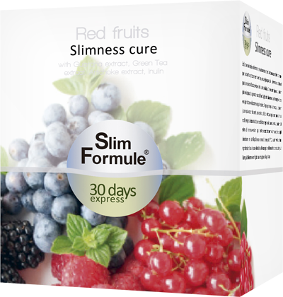 Slim Formule Red Fruits